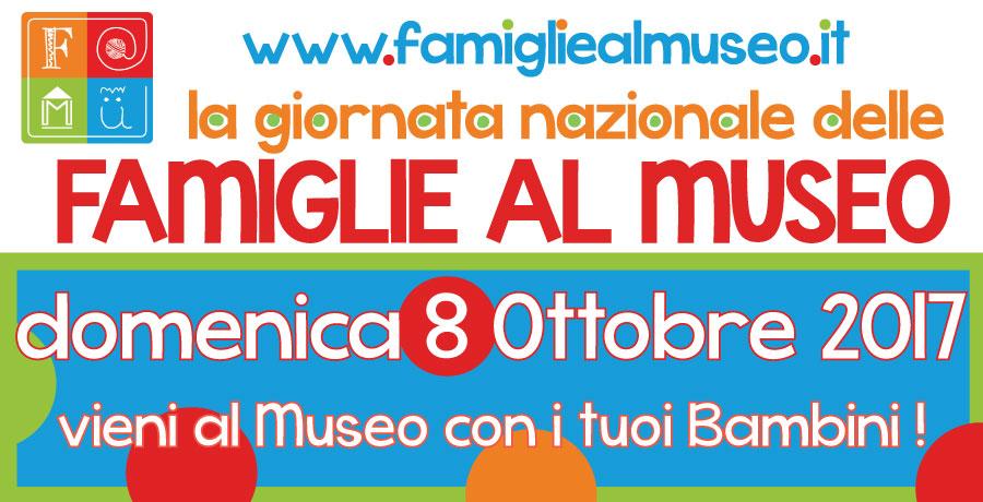 FAMU – Giornata Nazionale Delle Famiglie Al Museo